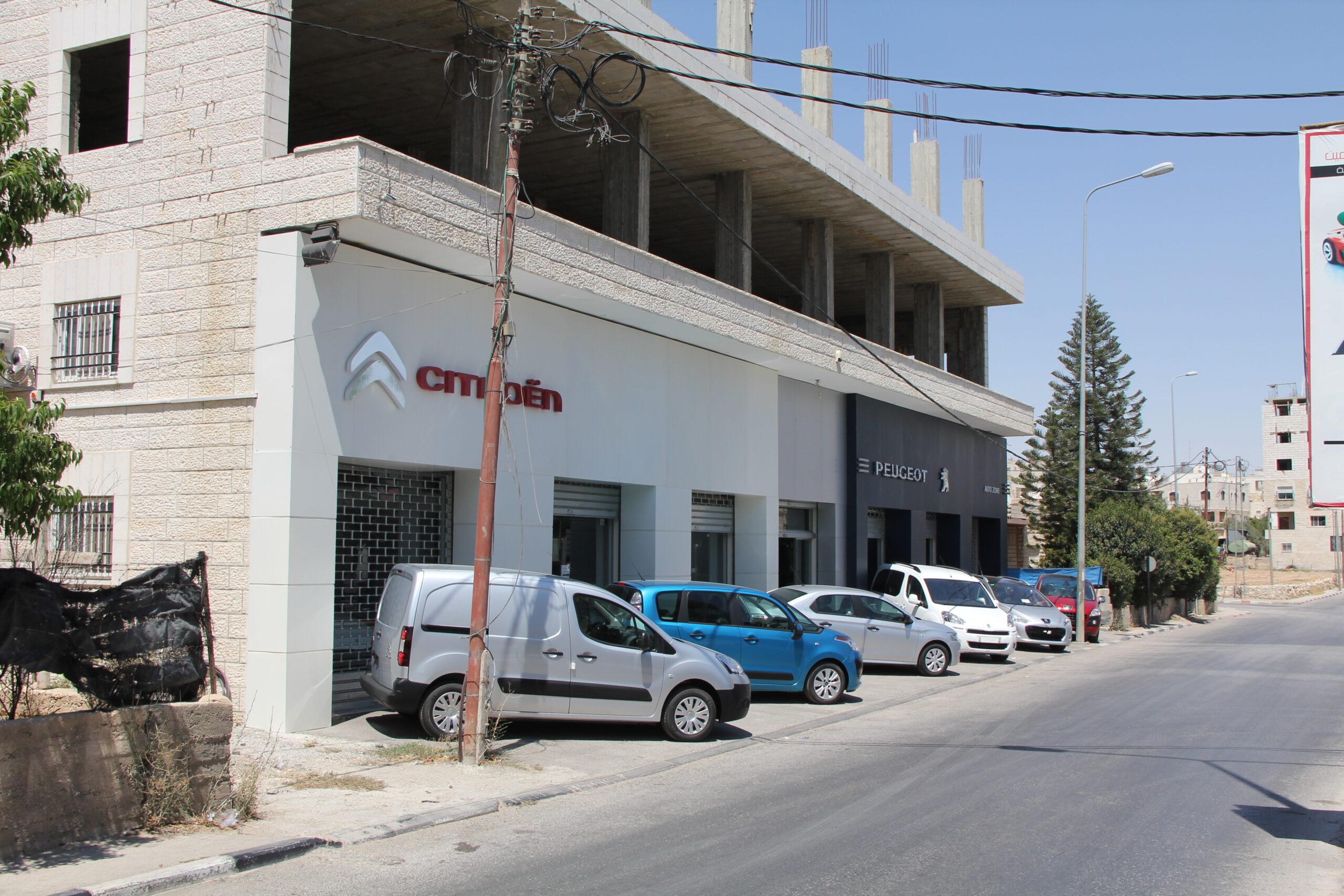 Peugeot Beit Sahour