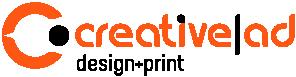 Creative Ad design and print Logo